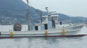 ちりめんじゃこ漁-広島遊漁船海斗