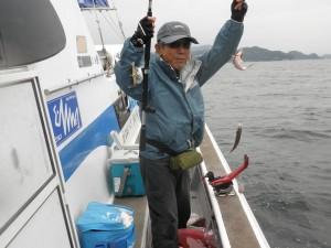 中アジ-広島遊漁船海斗