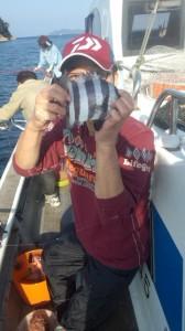 貸切五目-広島遊漁船海斗