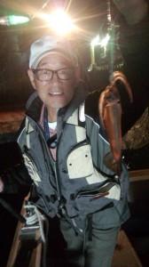 スルメイカ-広島遊漁船海斗