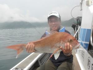 タイ-広島遊漁船海斗