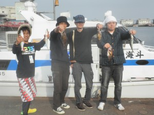 貸切-広島遊漁船海斗