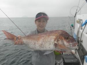 大ダイ-広島遊漁船海斗