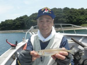 キス-広島遊漁船海斗