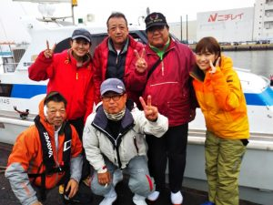 釣りビジョン-広島遊漁船海斗
