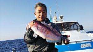 アマダイ-広島遊漁船海斗