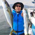 ハマチ・サワラ-広島遊漁船海斗