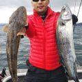 サワラ・コチ-広島遊漁船海斗