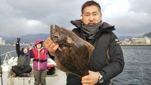 大口-広島遊漁船海斗