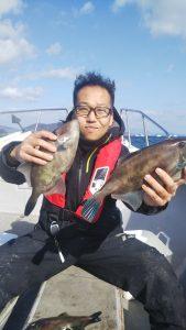 ハゲ-広島遊漁船海斗