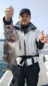 ソイ-広島遊漁船海斗