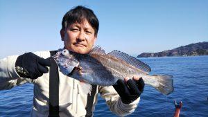 メバル・カマガリ―広島遊漁船海斗
