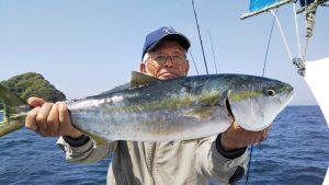 ライトジギング・落とし込み―広島遊漁船海斗