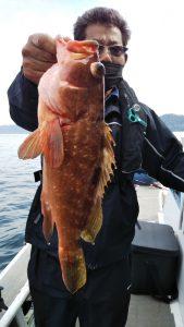 アコラバ―広島遊漁船海斗