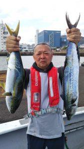キスゴ・落とし込み―広島遊漁船海斗